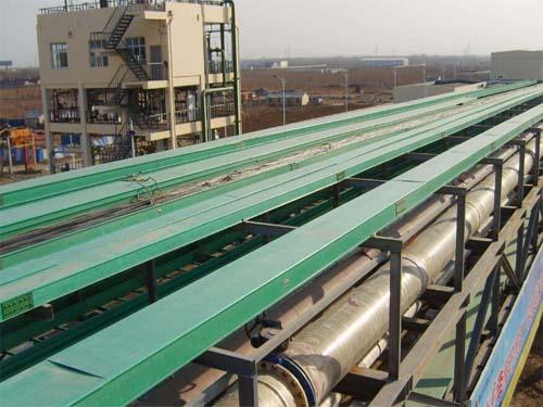 玻璃钢桥架安装图
